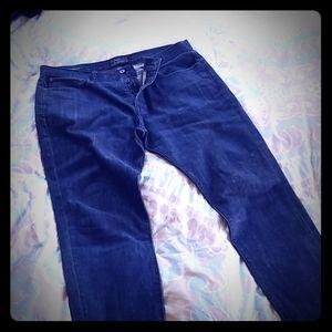 Lucky Brand Heritage Slim Jean's 40x32
